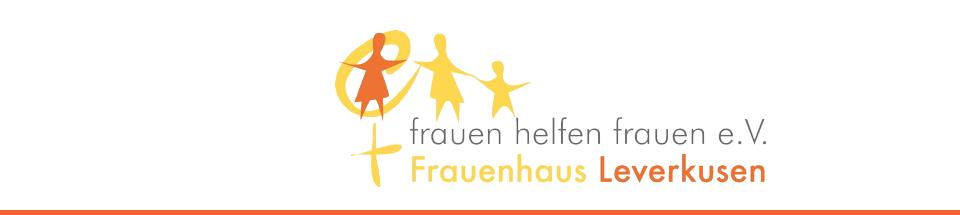 Frauenhaus Leverkusen – tel. 0214-49408 – frauen helfen frauen e.V.
